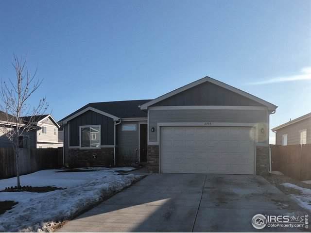 1733 Sunset Cir, Milliken, CO 80543 (MLS #901198) :: Colorado Real Estate : The Space Agency