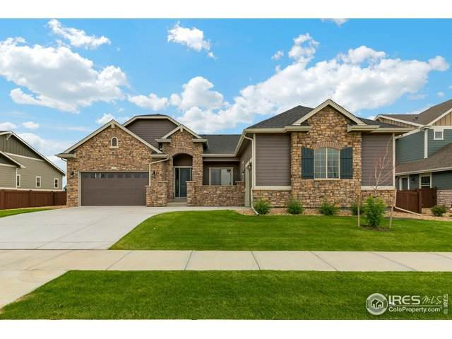 5854 Riverbluff Dr, Timnath, CO 80547 (MLS #901744) :: 8z Real Estate