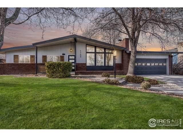 1705 Taft Ave, Loveland, CO 80538 (MLS #902598) :: Keller Williams Realty