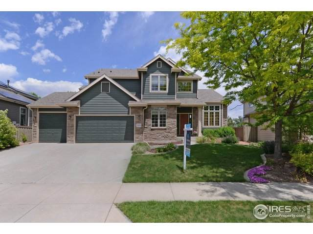 3414 Long Creek Dr, Fort Collins, CO 80528 (MLS #905121) :: RE/MAX Alliance