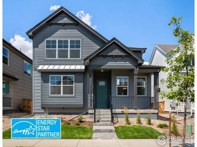 5760 Jedidiah Dr, Timnath, CO 80547 (MLS #905499) :: 8z Real Estate