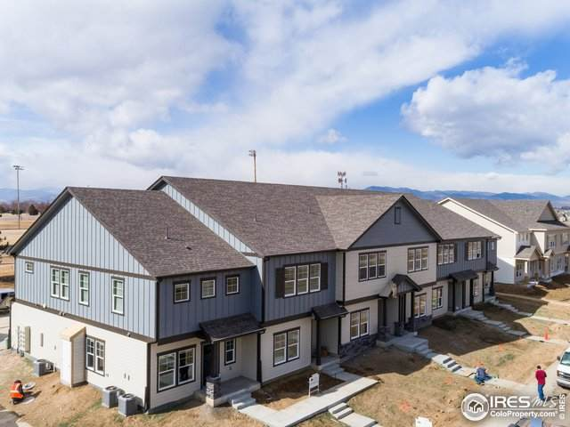 883 Winding Brook Dr, Berthoud, CO 80513 (#907275) :: West + Main Homes