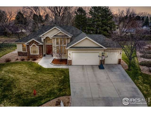 1602 37th Ave Pl, Greeley, CO 80634 (MLS #907801) :: 8z Real Estate