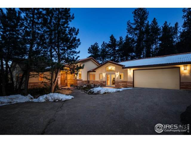 321 Carriage Hills Dr, Boulder, CO 80302 (#907865) :: The Peak Properties Group