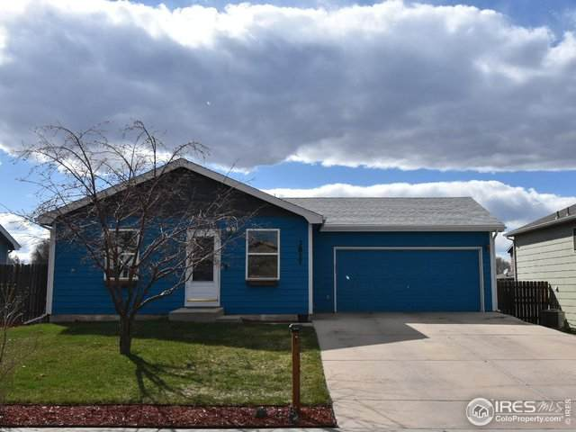 3817 Riverside Pkwy, Evans, CO 80620 (#908014) :: My Home Team