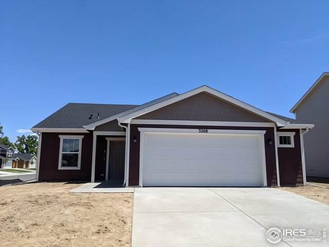 3208 North Point Dr, Evans, CO 80620 (MLS #908967) :: 8z Real Estate