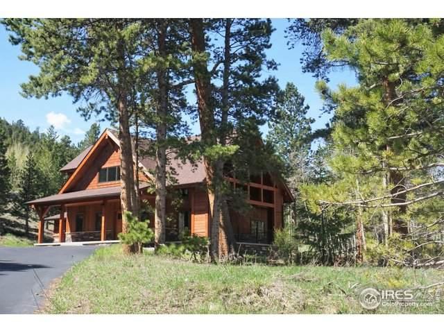3303 Nimbus Dr, Estes Park, CO 80517 (MLS #909779) :: 8z Real Estate
