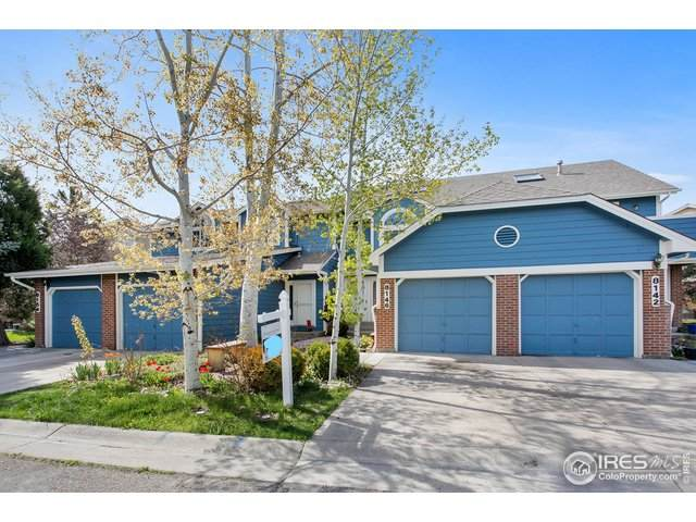 8146 Dry Creek Cir, Niwot, CO 80503 (MLS #911008) :: Jenn Porter Group