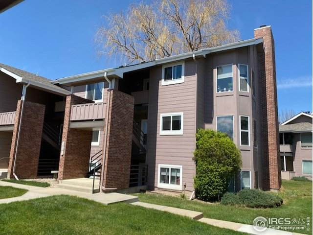 3500 Carlton Ave #13, Fort Collins, CO 80525 (MLS #911129) :: Hub Real Estate