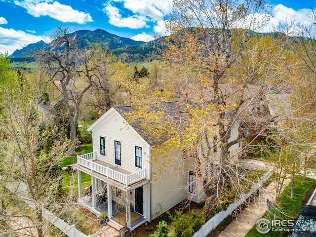 2133 9th St, Boulder, CO 80302 (MLS #911521) :: J2 Real Estate Group at Remax Alliance