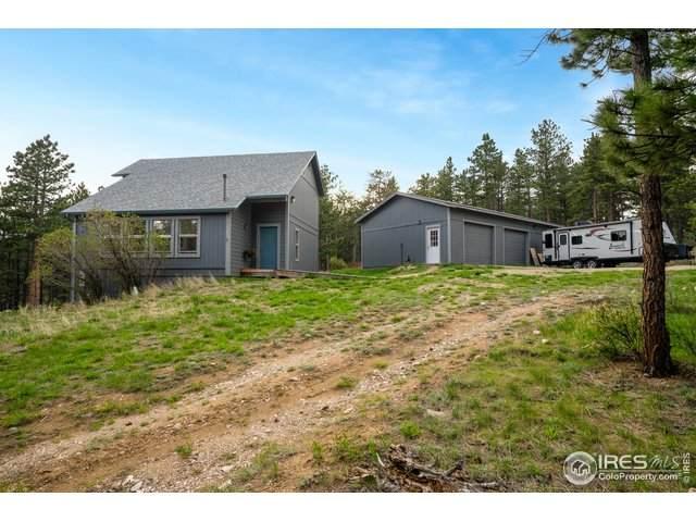 239 Skinner Gulch Rd, Loveland, CO 80537 (MLS #911665) :: 8z Real Estate