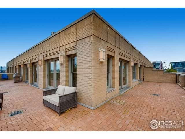 1560 Blake St #807, Denver, CO 80202 (MLS #912178) :: Downtown Real Estate Partners