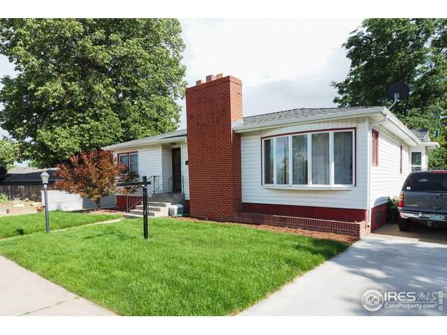 406 W Cleveland St, Lafayette, CO 80026 (MLS #912406) :: 8z Real Estate