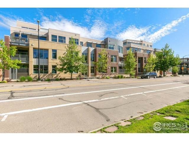 1655 Walnut St #103, Boulder, CO 80302 (#912563) :: milehimodern