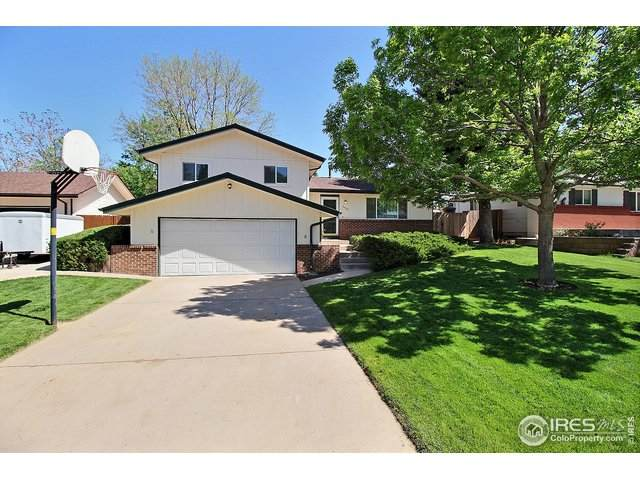 4422 W 7th St, Greeley, CO 80634 (MLS #912622) :: Bliss Realty Group