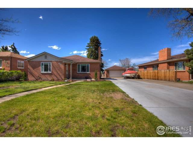 5051 W 35th Ave, Denver, CO 80212 (MLS #912795) :: 8z Real Estate