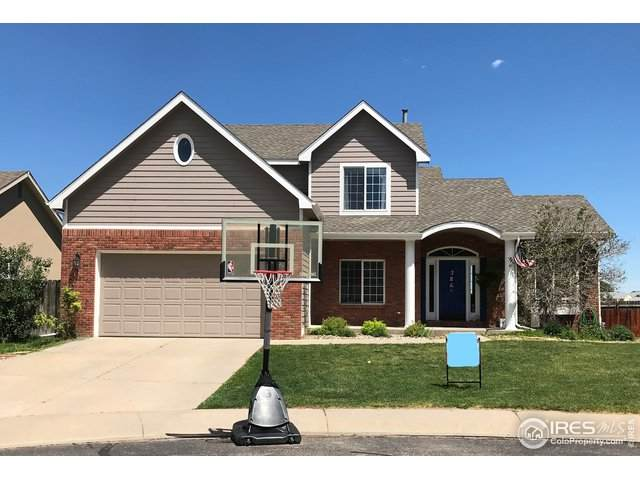 2380 42nd Ave Ct, Greeley, CO 80634 (MLS #912982) :: Downtown Real Estate Partners