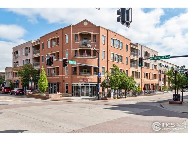 1275 Washington Ave #405, Golden, CO 80401 (MLS #913029) :: 8z Real Estate