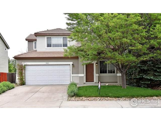 1020 Fenwick Dr, Fort Collins, CO 80524 (MLS #913088) :: Downtown Real Estate Partners