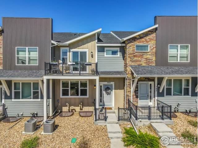 705 Roberts St, Longmont, CO 80503 (MLS #913094) :: J2 Real Estate Group at Remax Alliance