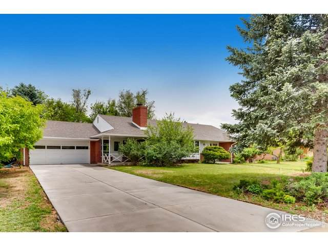 960 Crescent Dr, Boulder, CO 80303 (MLS #913247) :: Colorado Home Finder Realty