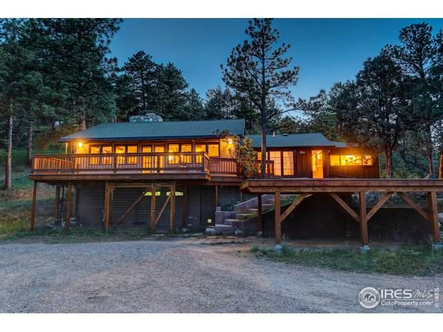 211 Mistletoe Rd, Golden, CO 80401 (MLS #914173) :: 8z Real Estate