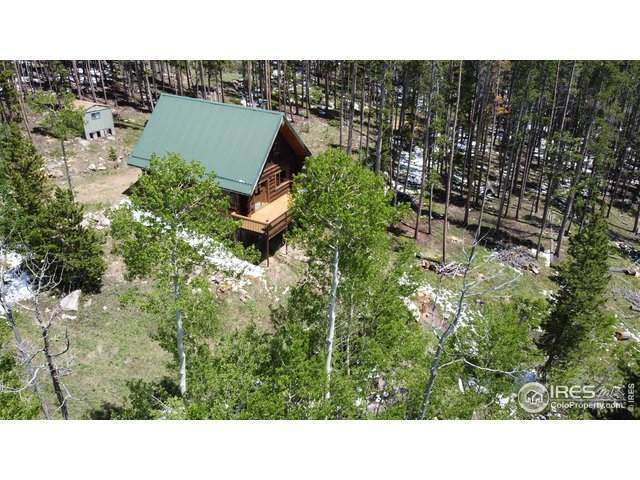 2227 Osage Trl, Red Feather Lakes, CO 80545 (MLS #914545) :: 8z Real Estate