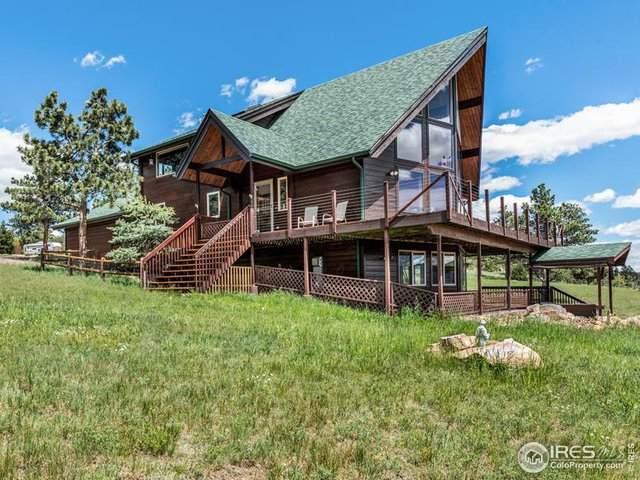 114 Rocky Vista Ct, Livermore, CO 80536 (MLS #914862) :: 8z Real Estate
