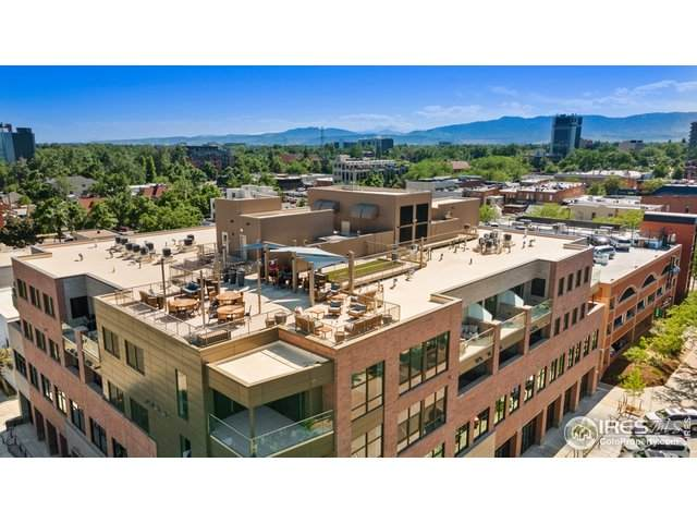 221 E Mountain Ave #312, Fort Collins, CO 80524 (#915048) :: The Griffith Home Team
