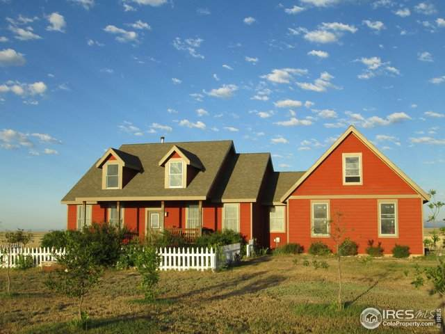 53394 Wcr 25, Carr, CO 80612 (MLS #915141) :: Tracy's Team