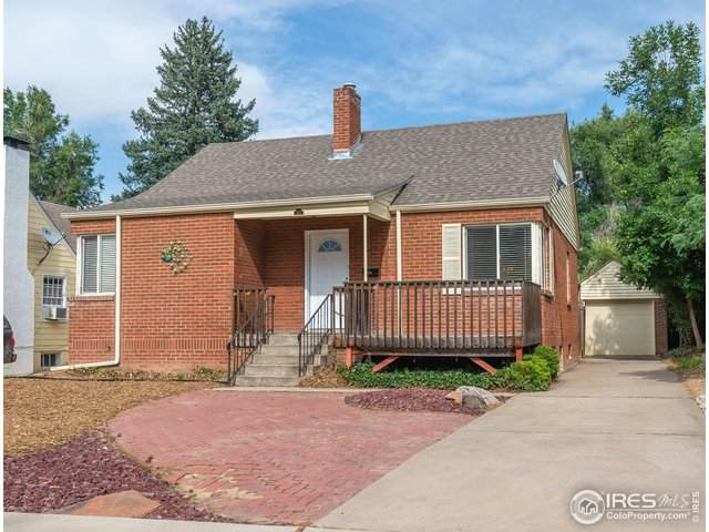 622 S Washington Ave, Fort Collins, CO 80521 (MLS #915442) :: Wheelhouse Realty