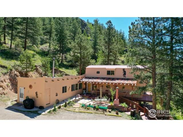 6777 Us Highway 36, Estes Park, CO 80517 (#915539) :: James Crocker Team