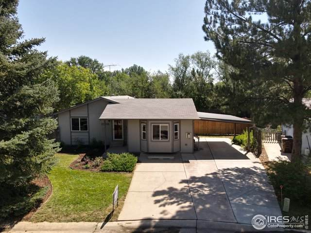 3508 Post Rd, Laporte, CO 80535 (MLS #915661) :: J2 Real Estate Group at Remax Alliance