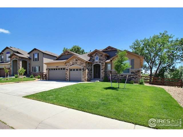 4351 Shepardscress Dr, Johnstown, CO 80534 (MLS #916410) :: The Wentworth Company