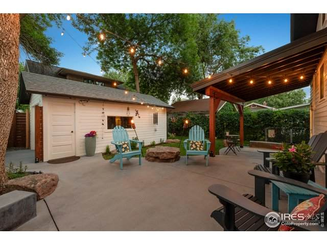 314 S Shields St, Fort Collins, CO 80521 (MLS #916486) :: 8z Real Estate