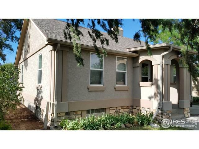 1015 B St, Greeley, CO 80631 (MLS #916790) :: 8z Real Estate
