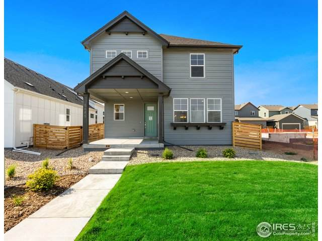 5685 Stone Fly Dr, Timnath, CO 80547 (MLS #917260) :: Colorado Home Finder Realty