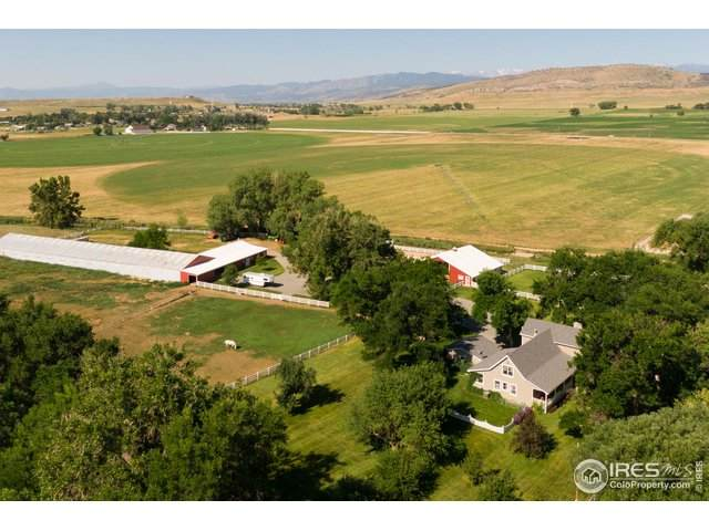 8582 Yellowstone Rd, Longmont, CO 80503 (MLS #918120) :: 8z Real Estate