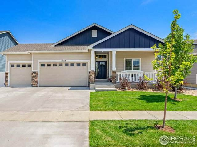 2420 Nicholson St, Berthoud, CO 80513 (#918133) :: Kimberly Austin Properties