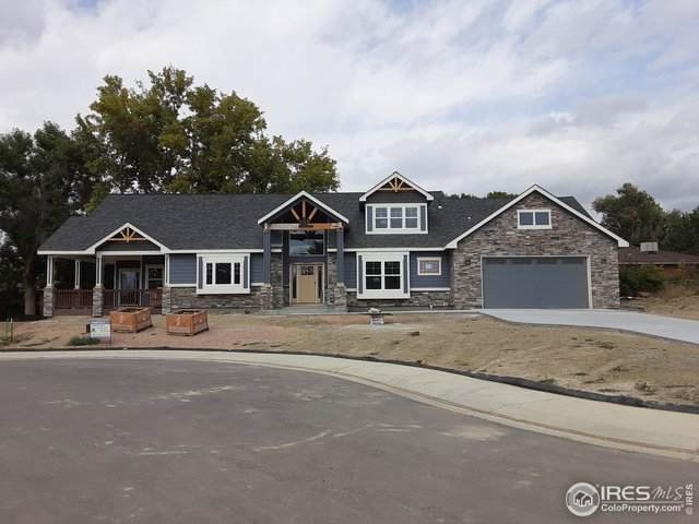 726 Longs Peak Ln, Longmont, CO 80501 (MLS #918186) :: Downtown Real Estate Partners