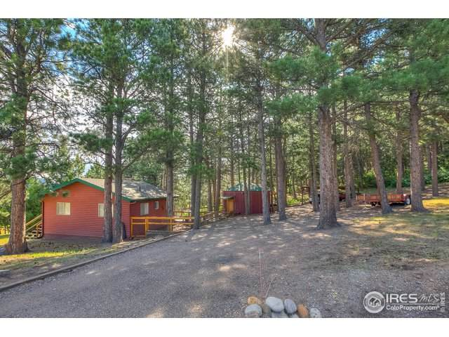 8 Lookout Dr, Lyons, CO 80540 (#918228) :: Realty ONE Group Five Star