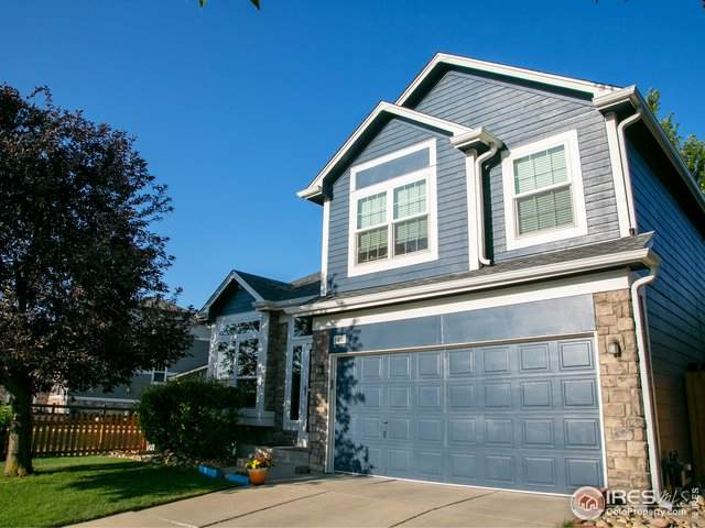 1497 Marigold Dr, Lafayette, CO 80026 (MLS #918532) :: Tracy's Team