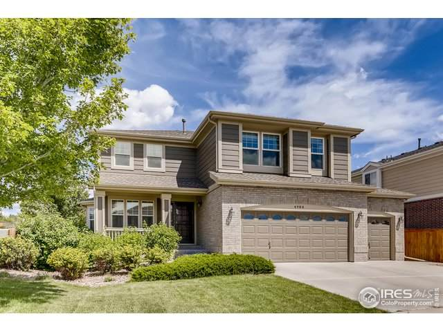 4984 S Gold Bug Way, Aurora, CO 80016 (MLS #919167) :: 8z Real Estate