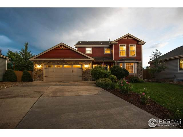 4308 Cobblestone Ln, Johnstown, CO 80534 (MLS #919580) :: J2 Real Estate Group at Remax Alliance