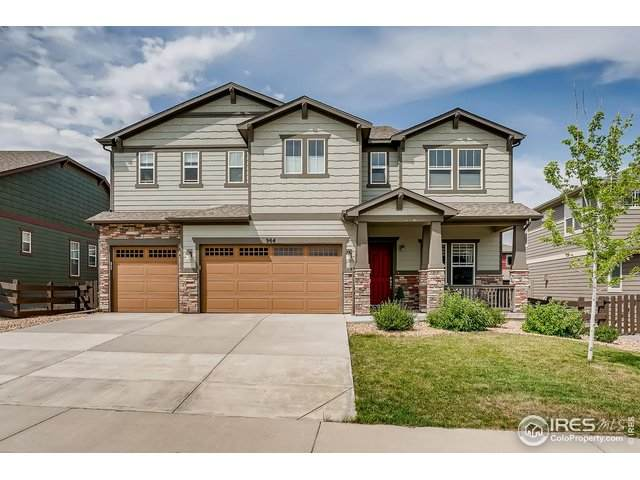 964 Stagecoach Dr, Lafayette, CO 80026 (MLS #919793) :: Bliss Realty Group