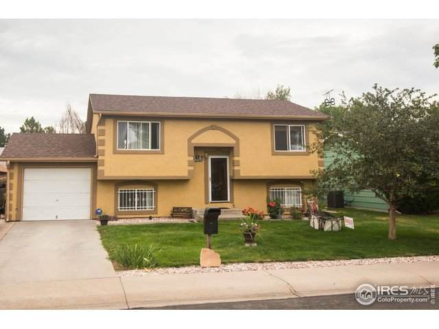 156 19th Ave Ct, Greeley, CO 80631 (MLS #920164) :: Hub Real Estate