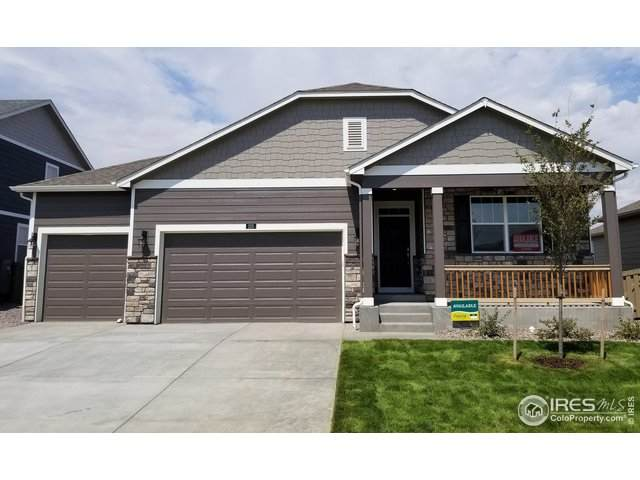 255 Gwyneth Lake Dr, Severance, CO 80550 (MLS #920209) :: Tracy's Team
