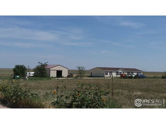 48010 County Road 96, Briggsdale, CO 80611 (MLS #920470) :: 8z Real Estate