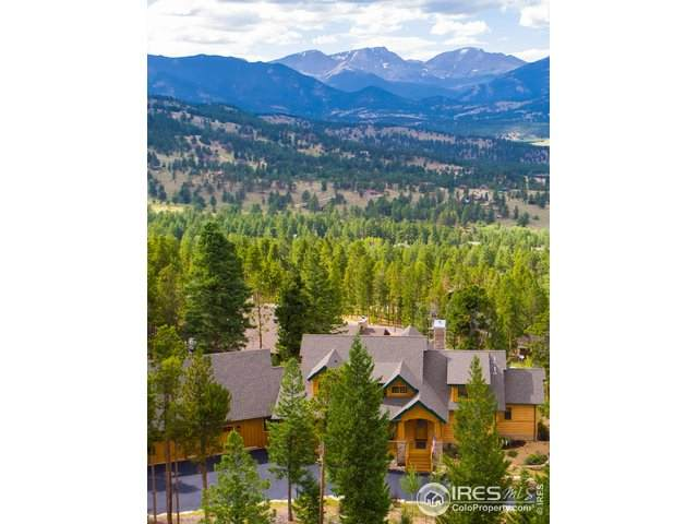2511 Cirrus Ln, Estes Park, CO 80517 (#921016) :: The Brokerage Group