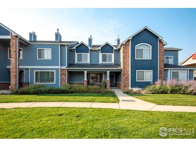 635 Callisto Dr #102, Loveland, CO 80537 (#921025) :: James Crocker Team